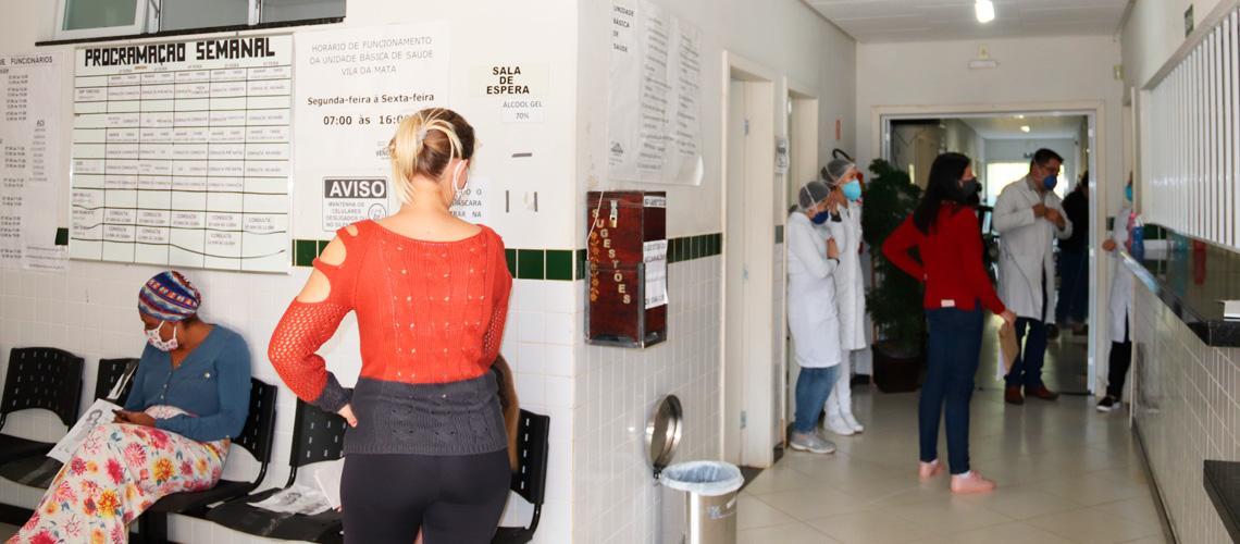 Horário diferenciado amplia acesso à saúde - Ascom/PMVNI