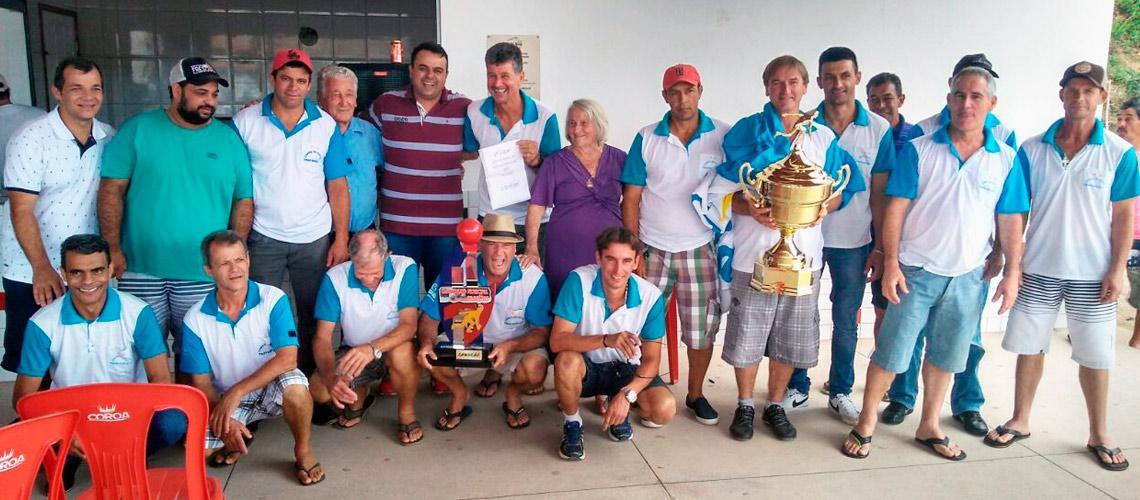 Providência venceu o campeonato deste ano - Divulgação