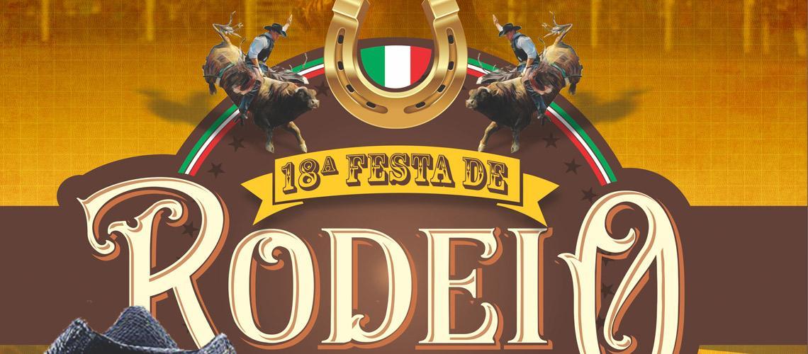 Conheça a programação da Festa de Rodeio