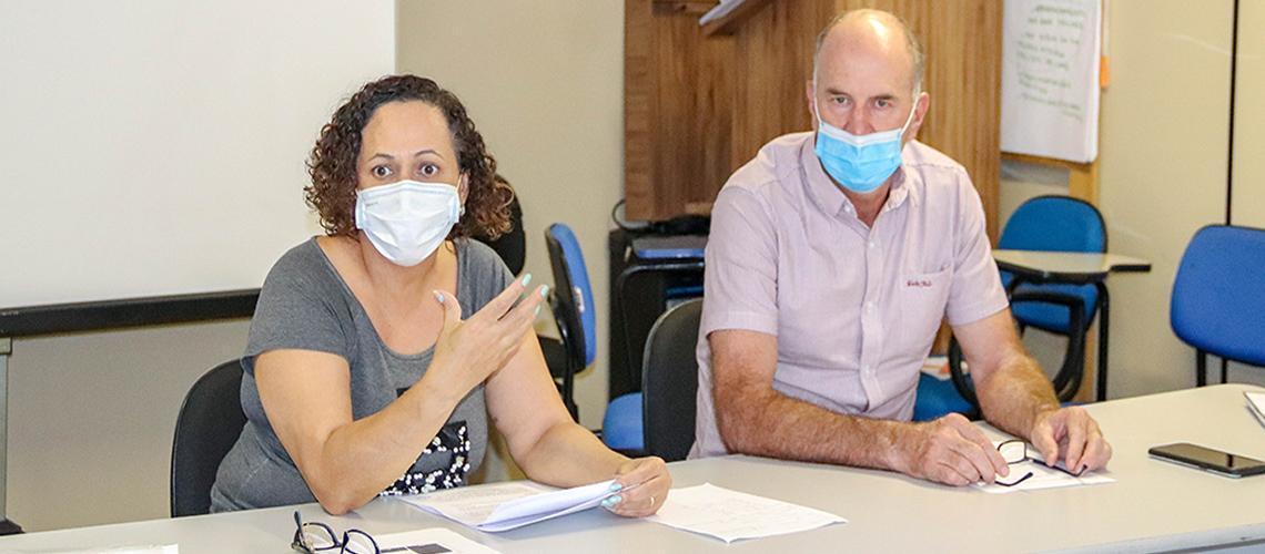 A secretária Municipal de Saúde, Marise Bernada Vilela, reforçou que a prevenção precisa continuar