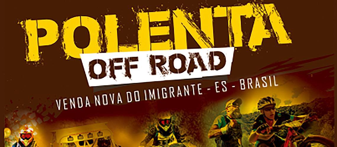 Polenta Off Road tem novidade neste ano. Descubra!