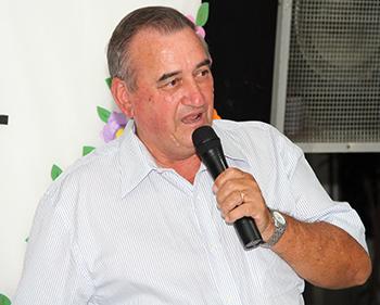 <b>Título:</b>Para o prefeito, Braz Delpupo, ainda há muita luta para e conquista para as mulheres - Ascom/PMVNI