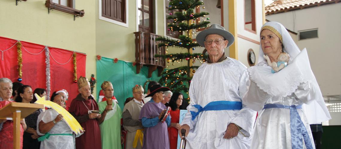 Centro de Convivência do Idoso encerra atividades de 2017