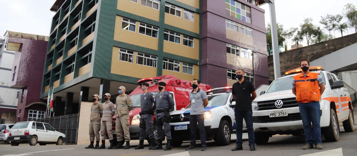 Prefeitura intensifica conscientização da população contra a Covid-19