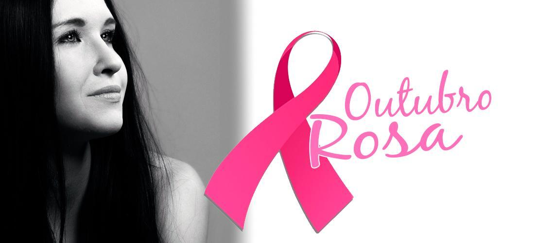Mobilização do Outubro Rosa começa no próximo dia 27