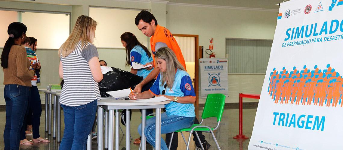 Participação de voluntários é muito importante para o sucesso da ação - Ascom/PMVNI