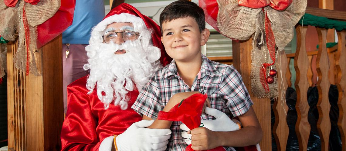 Auto de Natal encanta famílias vendanovenses